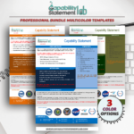 Consultancy Capability Statement Template