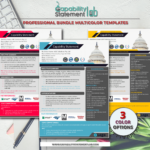 Business Capability Statement Template