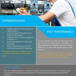 Electrical Capability Statement Template