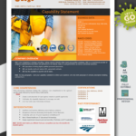 Construction Capability Statement – Editable