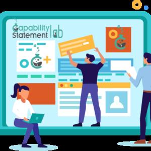 Custom Capability Statement- Editable