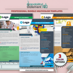 Janitorial Services Capability Statement Template